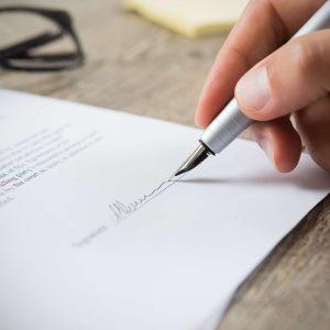 Dlaczego kwota transakcji musi być dokładnie podana na umowie?